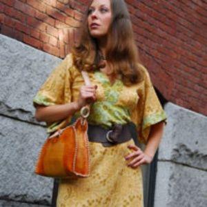 Handbags - Boutique Handcrafted Egyptian Leather Handbag